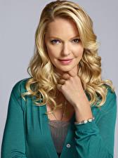 Bilder Katherine Heigl Haar Blondine Starren Frisuren Prominente Mädchens