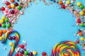 Fotos Dauerlutscher Bonbon Süßigkeiten Dragee Vorlage Grußkarte