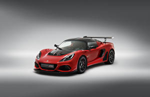 Image Lotus Gray background Red 2017-19 Exige Cup 430 Worldwide