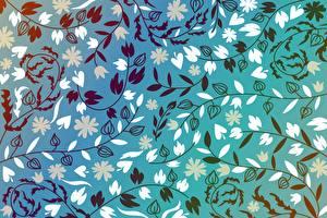 Bilder Tracerie Textur Pflanzen Ast Blatt