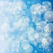 Hintergrundbilder Ornament Textur Schneeflocken