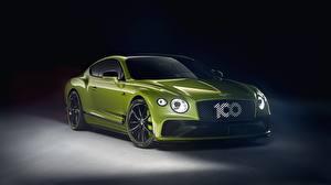Bilder Bentley Grün Metallisch Continental GT, Limited Edition 2020 Autos