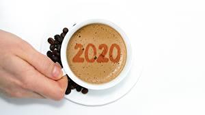 Fotos & Bilder Neujahr Kaffee Tasse 2020 Lebensmittel