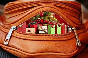 Fotos Handtasche Neujahr Geschenke