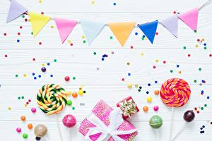 Pictures Lollipop Dragee Birthday Confetti Gifts Food