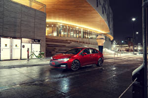 Bilder Toyota Rot Limousine 2020 Corolla XSE auto