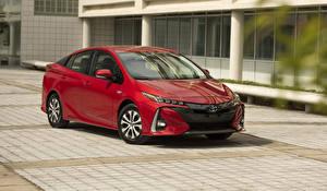 Fotos Toyota Rot Metallisch