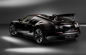 Bilder BUGATTI Schwarz Carbon Roadster Veyron, Grand Sport, Vitesse, Jean Bugatti, 2013 automobil