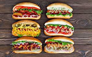 Hintergrundbilder Hotdog Fast food Gemüse Ketchup Senf das Essen