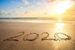 Images Sea Beaches 2020 Sand Nature