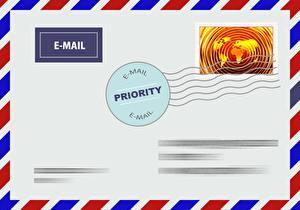 Bilder Vektorgrafik Brief Briefumschlag post