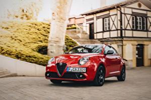 Fotos Alfa Romeo Rot Metallisch Mito Veloce Pack 955 Autos