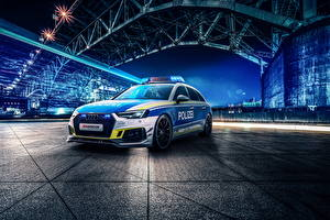 Images Audi Tuning Police 2019-20 ABT RS 4-R Avant Tune it! Safe! Concept automobile