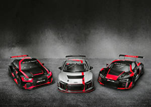 Pictures Audi Tuning Three 3 RS3 LMS R8 LMS auto