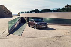 Fotos Ford Metallisch Braune Focus, Vignale, Worldwide Autos