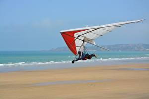 Fotos Flug Hang-gliding