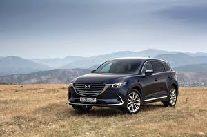 Pictures Mazda Metallic CUV CX-9, CIS-spec automobile