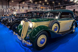 Pictures Vintage 1939 Horch 930V automobile