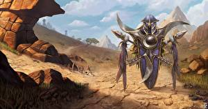 Picture WoW Shield Spear 3 Reforged vdeo game