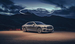 Pictures Bentley 2019-20 Flying Spur Worldwide automobile