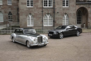 Wallpapers Bentley 2 Metallic Mulsanne, Bentley S2