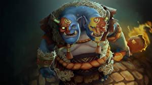Bilder DOTA 2 Ogre Magi Ork