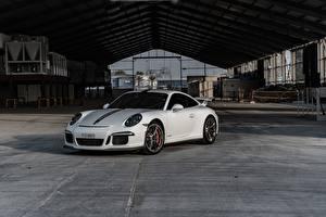 Fotos Porsche Weiß 911 GT3 RS auto