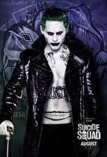 Fotos Suicide Squad 2016 Mann Jared Leto Joker Film