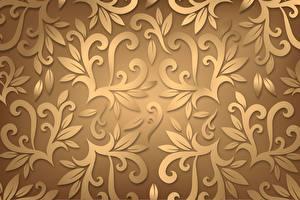 Bilder Tracerie Textur Braun 3D-Grafik