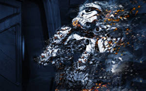 Bilder Klontruppen Krieger Soldaten Star Wars  - Film Stormtrooper