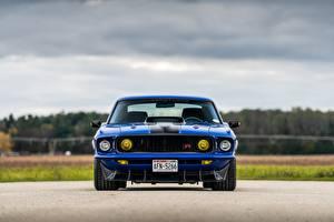 Bilder Ford Vorne Blau Mustang 1969 Mach 1, By RingBrothers auto