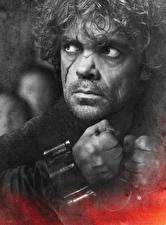Hintergrundbilder Game of Thrones Peter Dinklage Mann Großansicht Gesicht Starren Tyrion Lannister Film Prominente