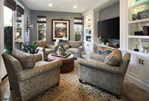 Pictures Interior Design Armchair Lounge sitting room Carpet