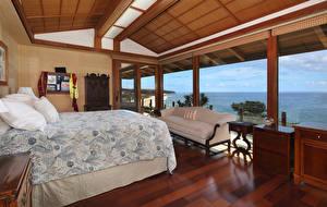 Pictures Interior Design Bedroom Bed Sofa