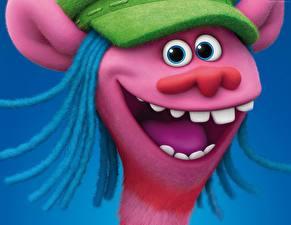 Fotos Troll (Mythologie) Großansicht Trolls World Tour 2020 Animationsfilm