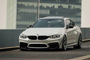 Wallpaper BMW White Bimmer F83 automobile