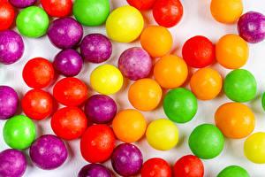 Hintergrundbilder Dragee Bonbon Bunte das Essen