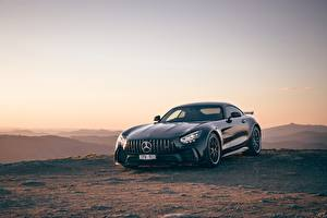 Picture Evening Mercedes-Benz Metallic Black AU-spec, GT R, 2019 automobile