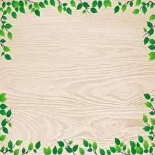 Fotos Blatt Aus Holz Vorlage Grußkarte