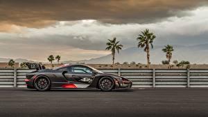 Bilder McLaren Seitlich Carbon Senna, 2019 XP The Master of Monaco