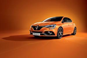Bilder Renault Orange Metallisch Megane, R.S., Trophy, 2020 Autos