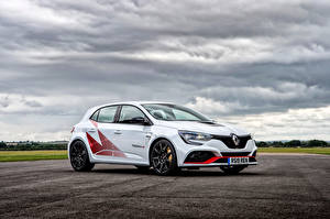 Pictures Renault Tuning White  automobile