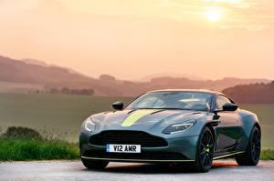 Bilder Aston Martin Graue Metallisch 2018, DB11, AMR, Signature Edition auto