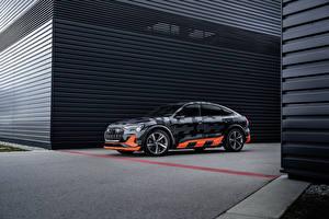 Photo Audi Tuning 2020 e-tron S Sportback Prototype auto