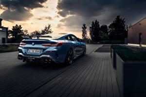 Bilder BMW Hinten Blau Coupe AC Schnitzer G15 M850i ACS8 5.0i auto