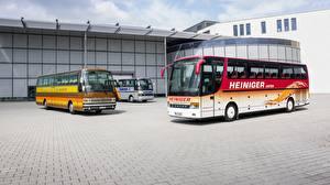 Bilder Omnibus Drei 3 Parken Setra, S 210 HD, S315, S 215 HD