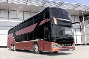 Fotos Omnibus Setra, S 531 D, 2017 Autos
