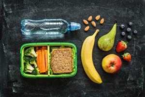 Fotos Obst Schalenobst Wasser Gemüse Beere Gesunde Ernährung