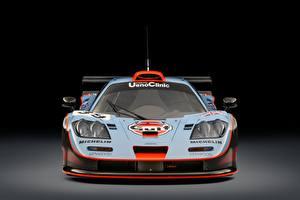 Bilder McLaren Vorne F1, GTR long tail 25R, 24 Hours of Le Mans, 1993