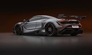 Fotos McLaren Seitlich Kohlefaser Prior Design, 2020, 720S, widebody kit Autos
